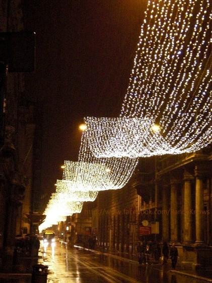 Streets of Rome - Via del Corso
